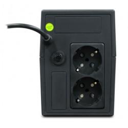 Источник бесперебойного питания Powerman UPS BackPro 600/UPS+AVR