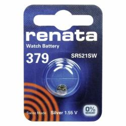 Батарейка часовая Renata R379 SR521