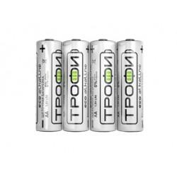 Батарейка Трофи LR6-4S ECO