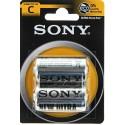 Батарейка Sony R14-2BL NEW ULTRA