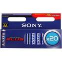 Батарейка Sony LR6-20BL STAMINA PLUS
