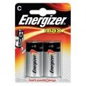Батарейка Energizer MAX LR14-2BL