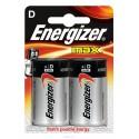Батарейка Energizer MAX LR20 2BL