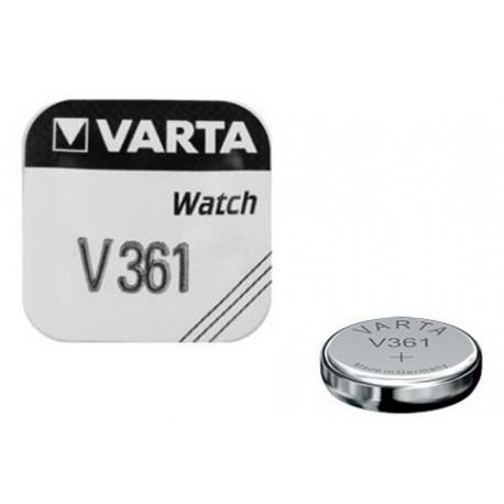 Батарейка часовая Varta 361 SR58