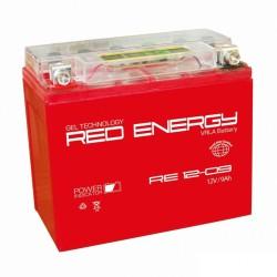 Свинцово-кислотный аккумулятор Red Energy RE 1209 12V 9Ah