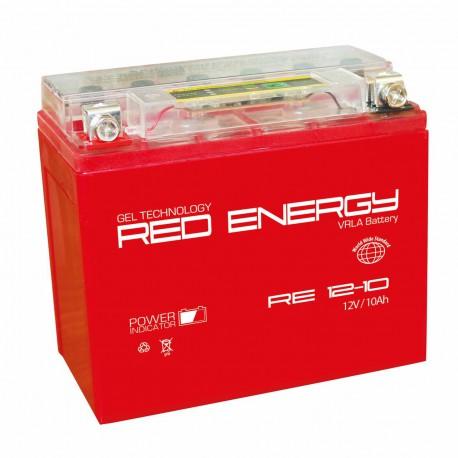 Свинцово-кислотный аккумулятор Red Energy RE 1210 12V 10Ah