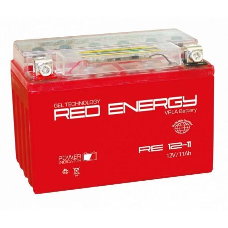 Свинцово-кислотный аккумулятор Red Energy RE 1211 12V 11Ah