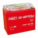 Гелевый мото аккумулятор Red Energy RE 1212 12V 12Ah YTX14-BS, YTX12-BS