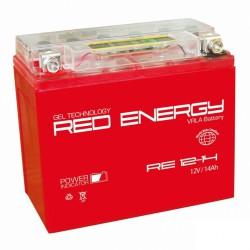 Свинцово-кислотный аккумулятор Red Energy RE 1214 12V 14Ah