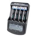 Зарядное устройство ROBITON MasterCharger Pro с дисплеем