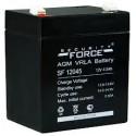 Свинцово-кислотный аккумулятор Security Force SF 12045 12V 4.5Ah
