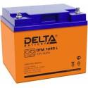 Свинцово-кислотный аккумулятор Delta DTM 1240 L 12V 40Ah