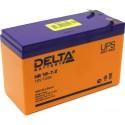 Свинцово-кислотный аккумулятор Delta HR 12-7.2 (для UPS)