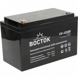 Свинцово-кислотный аккумулятор Восток СК-12100 12V 100Ah