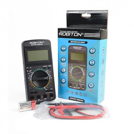 Мультиметр ROBITON MASTER DMM-900 BL1