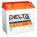 Аккумуляторная батарея стартерная Delta CT 1210 12V 10Ah
