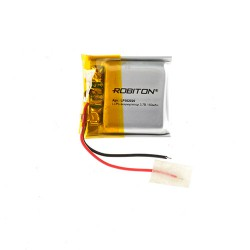 Аккумулятор ROBITON LP502020 3.7В 150мАч
