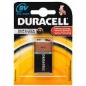 Батарейка Duracell 6LR61-1BL (6LF22) крона, 9V