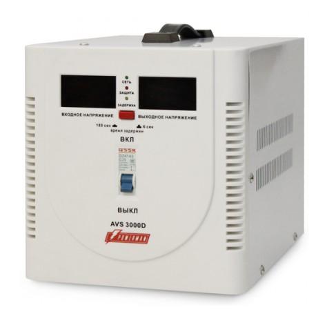 Стабилизатор напряжения Powerman AVS 3000 D