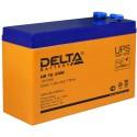 Свинцово-кислотный аккумулятор Delta HR 12-24W 12V 6Ah