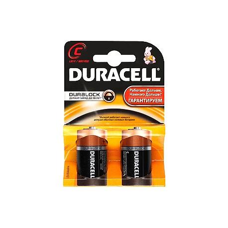 Батарейка Duracell MN1400 LR14 (C) 1,5V