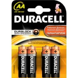 "Батарейка Duracell MN1500 (LR06) Size""AA"", 1.5 V"