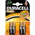 Батарейка Duracell LR03-4BL (AA) MN2400 1.5 V
