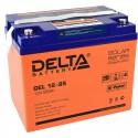 Гелевый аккумулятор Delta GEL 1285 12V 85Ah