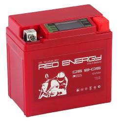 Гелевый мото аккумулятор Red Energy DS 1205 12V 5Ah