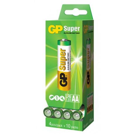 Батарейка алкалайновая GP 15ARS-2CRDP40