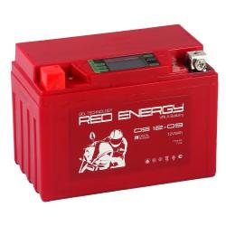 Гелевый мото аккумулятор Red Energy DS 1209 12V 9Ah