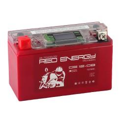 Гелевый мото аккумулятор Red Energy DS 1208 12V 8Ah