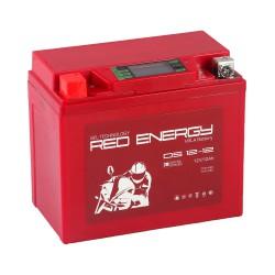 Гелевый мото аккумулятор Red Energy DS 1212 12V 12Ah