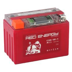 Гелевый мото аккумулятор Red Energy DS 1211 12V 11Ah