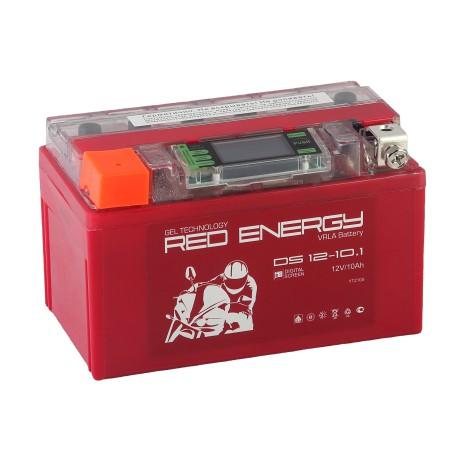 Гелевый мото аккумулятор Red Energy DS 1210.1 12V 10Ah