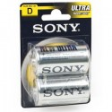 Батарейка Sony R20-2BL (D)  NEW ULTRA
