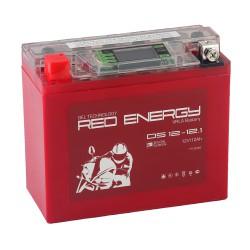 Гелевый мото аккумулятор Red Energy DS 1212.1 12V 12Ah
