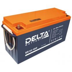 Гелевый аккумулятор Delta GX 12 150 12V 150Ah