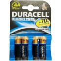 Батарейка Duracell TURBO LR6-4BL (AA) MN1500 1.5 V
