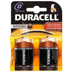 Батарейка Duracell MN1300 LR20 (D) 1,5V