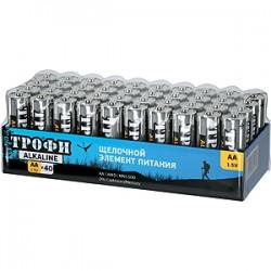 Батарейка Трофи LR6-40