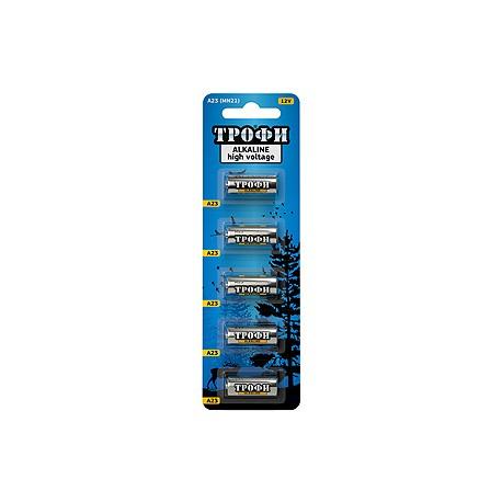 Батарейка Трофи A23-5BL