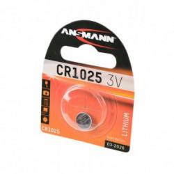 ANSMANN 1516-0005 CR1025 BL1