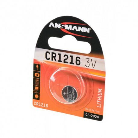 ANSMANN 1516-0007 CR1216 BL1