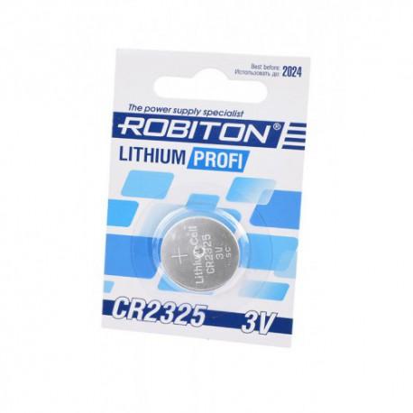 ROBITON PROFI R-CR2325-BL1 CR2325 BL1