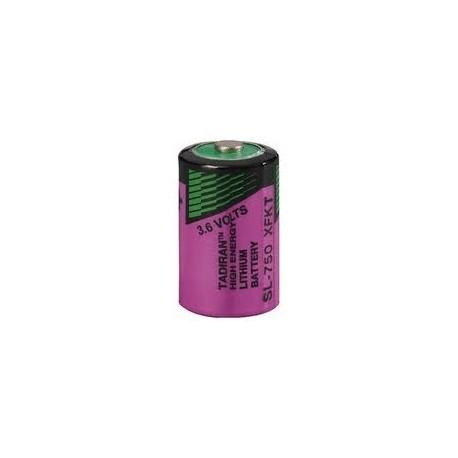 Литиевая батарея TADIRAN SL-750 P