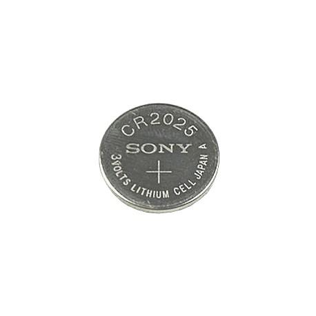 Литиевая дисковая батарейка Sony CR2025