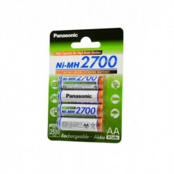 Panasonic BK-3HGAE/4BE 2700мАч AA BL4