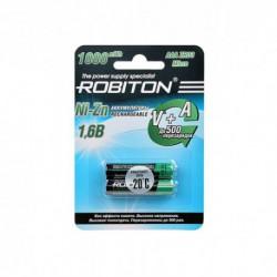 ROBITON 1000NZAAA-2 Ni-Zn AAA 1000мВтч,  550мАч BL2