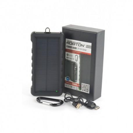 ROBITON POWER BANK LP-24-Solar Type-C 24000мАч
